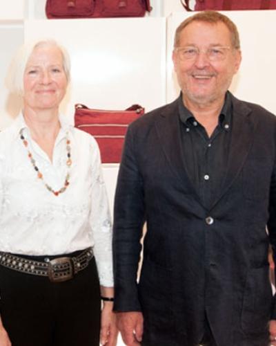Doris + Rainer Rudolph